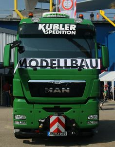 Kübler - MAN TGX 41.540 - Copyright: www.olli80.de