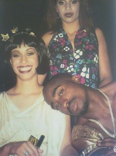 2Pac ( Very Rare Picture )