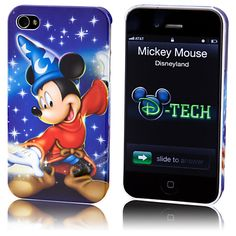 Sorcerer Mickey Mouse iPhone 4 Case | Electronics | Disney Store