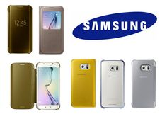 Originale Samsung tasker og coves til og Samsung Galaxy S6, Phone, Cover, Blog, Telephone, Phones, Blanket