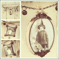 Swoon with Deb Hodge 'Victorian Chandelier Kit' #vintagchandelier #victorian #photooftheday #DIY #antique #crafts #swoonwithdebhodge #decorating #holiday #banner #halloween #glitter #glassglitter http://www.swoonwithdebhodge.blogspot.com