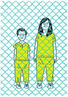 Ilustraciones perfectas para las personas inadaptadas.