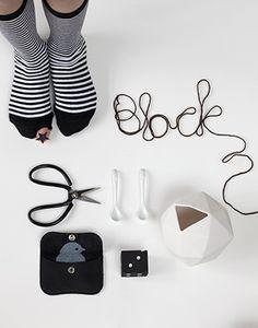 STYLECOOKIE l Black&white