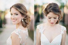 #coisinhasqueamamos: Penteados de princesa   http://www.blogdocasamento.com.br/coisinhasqueamamos-penteados-de-princesa/
