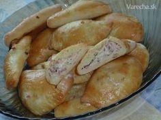 Calzonetti - talianske pizzové koláčiky (fotorecept)