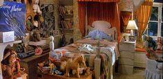 Sarah's bedroom, Labyrinth