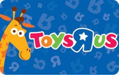 $25 Babies R Us/Toys R Us Gift Card Giveaway!!