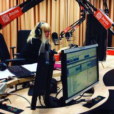 #PR Dziś spotkanie z Marią Szabłowską w Polskim Radiu Program Pierwszy. #CONNECTIONpublicrelations #Maria Szabłowska #PolskieRadio