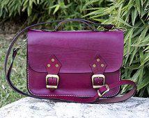 Red Leather ipad bag ,messenger bag, Leather satchel bag ,Personalized, tablet bag, Surface tablet bag