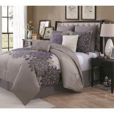 Free Shipping. Buy Avondale Manor  Amber 9-piece Comforter Set at Walmart.com