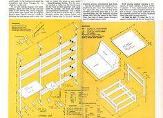 Arqueología del Futuro: DIOSES DEL DIY / KEN ISAACS (I) Popular Science April 1968
