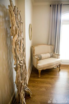 home decor, now I know what to do with all of the drift wood that I have been collecting over the years!