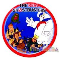 Ghostbusters Large Paper Plates  http://hardtofindpartysupplies.com/ghostbusters-ghost-busters-birthday-party-supplies/Ghostbusters-Large-Paper-Plates-dinner-lunch-ghost-busters-movie