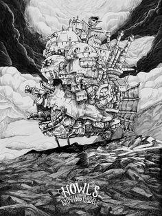 Studio Ghibli The Wind Rises Art Silk Poster 8x12inch