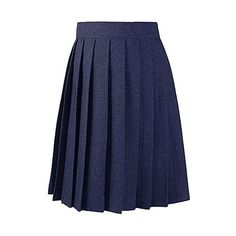 Amazon.com: French Toast Pleated Skirt - navy, 14: School Uniform... ($9.99) ❤ liked on Polyvore featuring skirts, navy knee length skirt, navy pleated skirt, french toast, navy blue skirt and navy blue pleated skirt