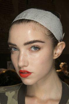 nice NEWFACE | Grace Hartzel | O próximo rosto da Next Model Paris