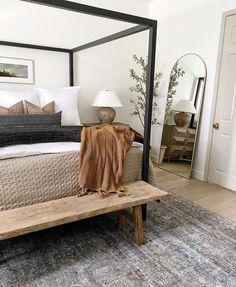 Dream Bedroom, Home Bedroom, Master Bedroom, Bedroom Decor, Dream Rooms, Bedroom Colors, Bedroom Wall, Bedroom Styles, Bedroom Inspo