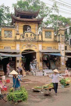 explore Hanoi, Vietnam
