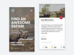 Safari Reviews Page