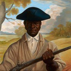 Kadir Nelson - Revolutionary Soldier