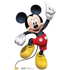 You'll love the Disney Mickey Dance Stand-Up at Wayfair - Great Deals on all Décor & Pillows products with Free Shipping on most stuff, even the big stuff.