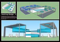 Sketchup design 3