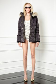 Juicy Couture Resort 2014 Collection Slideshow on Style.com