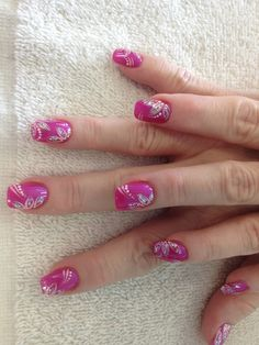 My own nails by: Tanya