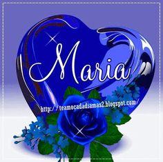 Nombres Eloisa Corazon Azul Con Nombres Frases A Una Hijs