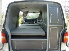 roller system bed camper van - Google Search