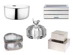 5 glamorous jewellery boxes, Homegirl London
