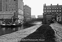 Carrington Street Bridge, Nottingham Canal