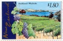 New Zealand Stamp