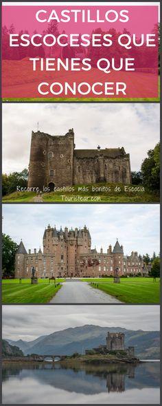 Viajas a Escocia? Te gustan los castillos? Escocia es tierra de castillos, haz clic y te contamos que 20 castillos tienes que conocer en tu visita a Escocia. La ruta se puede hacer en coche.  #Escocia #Castillos Inverness, Glasgow, Lago Ness, Cities, Iglesias, Palaces, Castle, Wanderlust, Fantasy