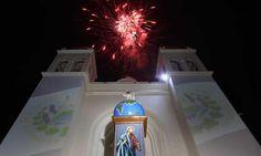 Transfiguración del Divino Salvador del Mundo, El Salvador