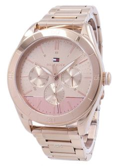 260d6f54 Tommy Hilfiger Gracie Quartz 1781884 Women's Watch Tommy Hilfiger Watches,  Stainless Steel Bracelet, Stainless