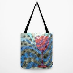 POURED WINE Tote Bag American-Made.  Durable Yet Lightweight. Double-Sided Print. Washable.  $22.00