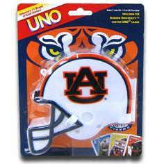 Uno Cards Auburn | Auburn University Bookstore.......I WANT THESE NOW!!!!