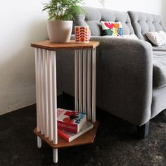 How to make a mid-century inspired table