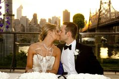 Wedding at The Ravel Hotel in Long Island City, NY