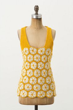 Kaneohe Tank by Knitted & Knotted