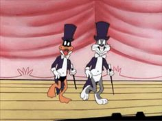 gif mine classic cartoon bugs bunny looney tunes daffy duck