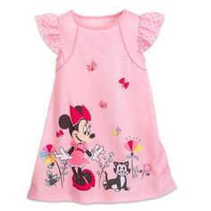Looking for Disney Minnie Mouse Nightshirt Girls Pink ? Check out our picks for the Disney Minnie Mouse Nightshirt Girls Pink from the popular stores - all in one. Disney Baby Clothes, Disney Outfits, Princess Outfits, Girl Outfits, Princess Clothes, Disney Pixar, Toddler Fashion, Girl Fashion, Fashion Kids