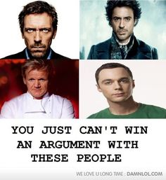 Except Robert Downey Jr. can't stand that guy