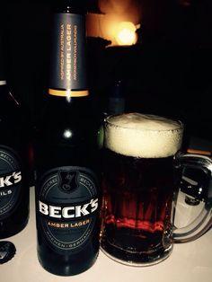 Beck's Amber Lager, Craft Beer aus Bremen, Germany