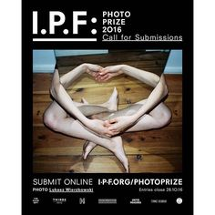 """""""I.P.F: Photo Prize 2016 Call for Submissions . Submissions for the 5th annual IPF Photo Prize are now being accepted! Photographers, photo-enthusiasts and photo-makers of all descriptions and disciplines in all parts of the world are invited to submit images for exhibition in the IPF Photo Prize 2016 - the premier event for the IPF 2016 program! . After four years of presenting one of Melbourne's largest and most diverse prints-based competitions and auction, they're switching things up a…"""