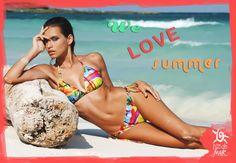 ¡Queremos verano, playa, mar, pileta y bikinis Luz de Mar! #verano2015 #lovesummer #moda #playa