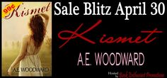 Renee Entress's Blog: [Sale Blitz & Giveaway] Kismet by A.E. Woodard http://reneeentress.blogspot.com/2014/04/sale-blitz-giveaway-kismet-by-ae-woodard.html