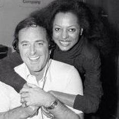 Diana Ross with Terry Wogan