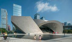 Galería de Museo de Arte Contemporáneo y de Exposición de Urbanismo / Coop Himmelb(l)au - 3